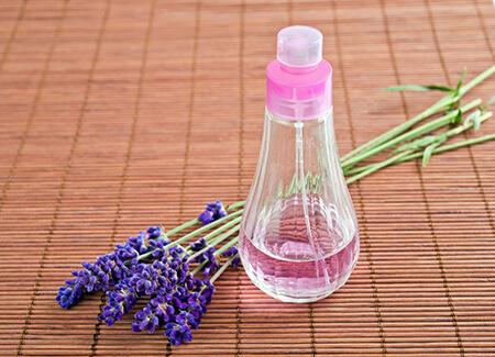 lavender oil spray